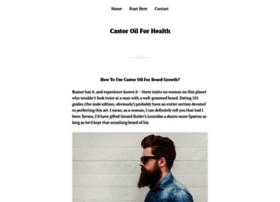 castoroilforhealth.com