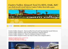 castrovalleyairporttaxi.com