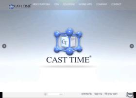 casttime.com