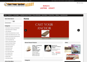 castyouranchorhobby.com