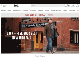 casual-male-big-and-tall.destinationxl.com
