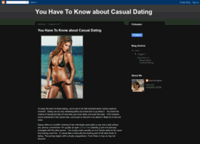 casualdatingpersonalssites.blogspot.in