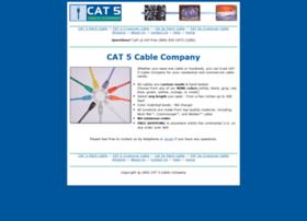cat-5-cable-company.com
