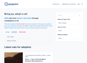 catadoption.co.uk