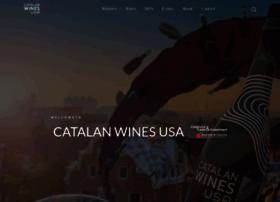 catalanwinesusa.com
