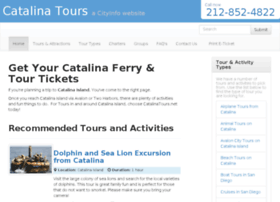 catalinatours.net