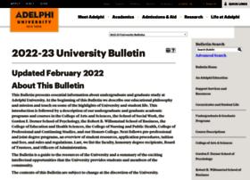catalog.adelphi.edu