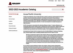 catalog.apu.edu