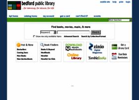 catalog.bedfordlibrary.org