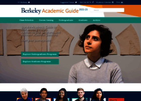 catalog.berkeley.edu