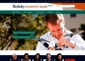 catalog.berkeley.edu