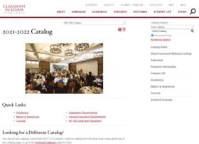 catalog.claremontmckenna.edu