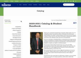 catalog.clevelandstatecc.edu
