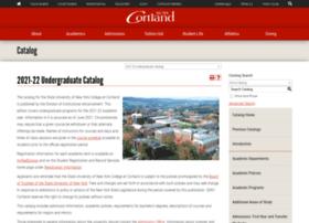 catalog.cortland.edu