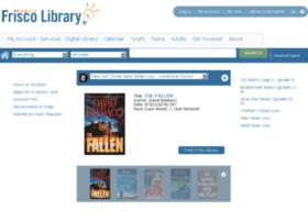 catalog.friscolibrary.com