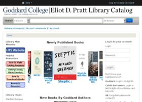 catalog.goddard.edu