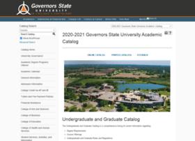 catalog.govst.edu
