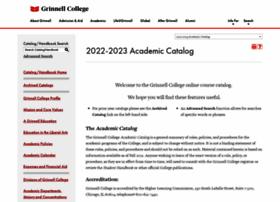 catalog.grinnell.edu