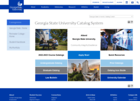 catalog.gsu.edu