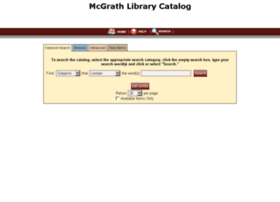catalog.hilbert.edu