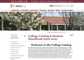 catalog.indianhills.edu