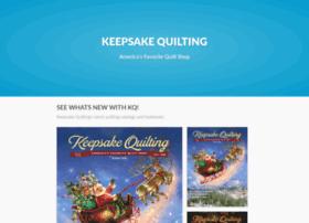 catalog.keepsakequilting.com