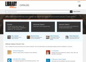 catalog.loc.gov