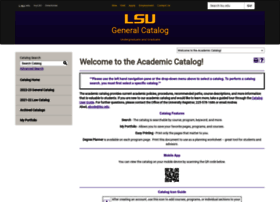 catalog.lsu.edu