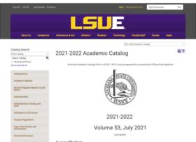 catalog.lsue.edu