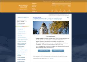 catalog.mc.edu