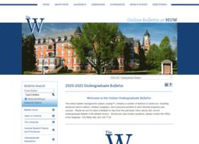catalog.muw.edu