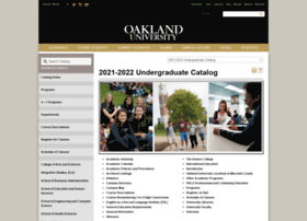catalog.oakland.edu