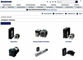 catalog.orientalmotor.com