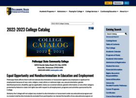 catalog.pstcc.edu