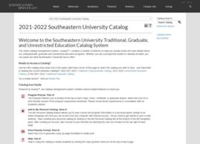catalog.seu.edu