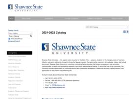 catalog.shawnee.edu