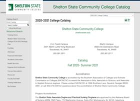 catalog.sheltonstate.edu