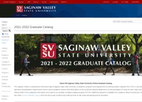 catalog.svsu.edu