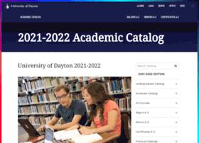 catalog.udayton.edu