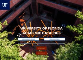 catalog.ufl.edu