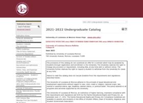 catalog.ulm.edu