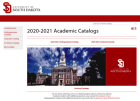 catalog.usd.edu