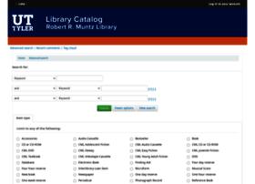 catalog.uttyler.edu