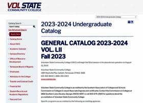 catalog.volstate.edu