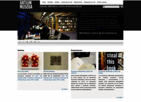 catalogo.artium.org