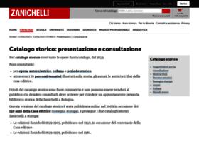 catalogo.zanichelli.it