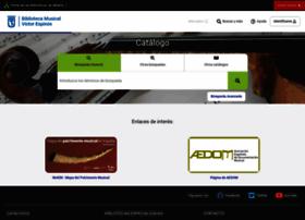 catalogos.munimadrid.es