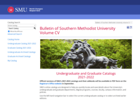 catalogs.smu.edu