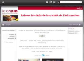 catalogue-intd.cnam.fr