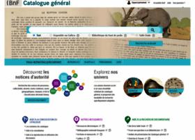 catalogue.bnf.fr